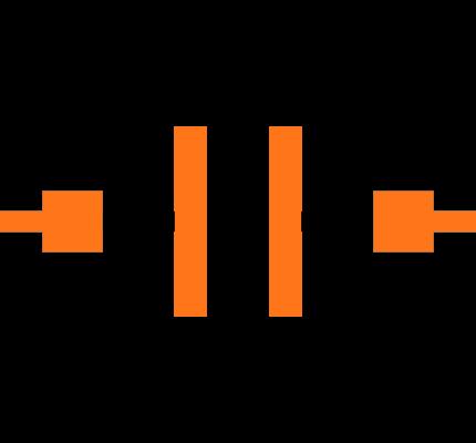 C0402C332K5RACTU Symbol