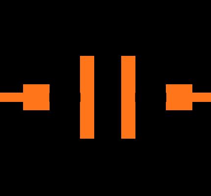 C0603C104J3RACTU Symbol