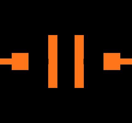 C0603C104Z3VACTU Symbol