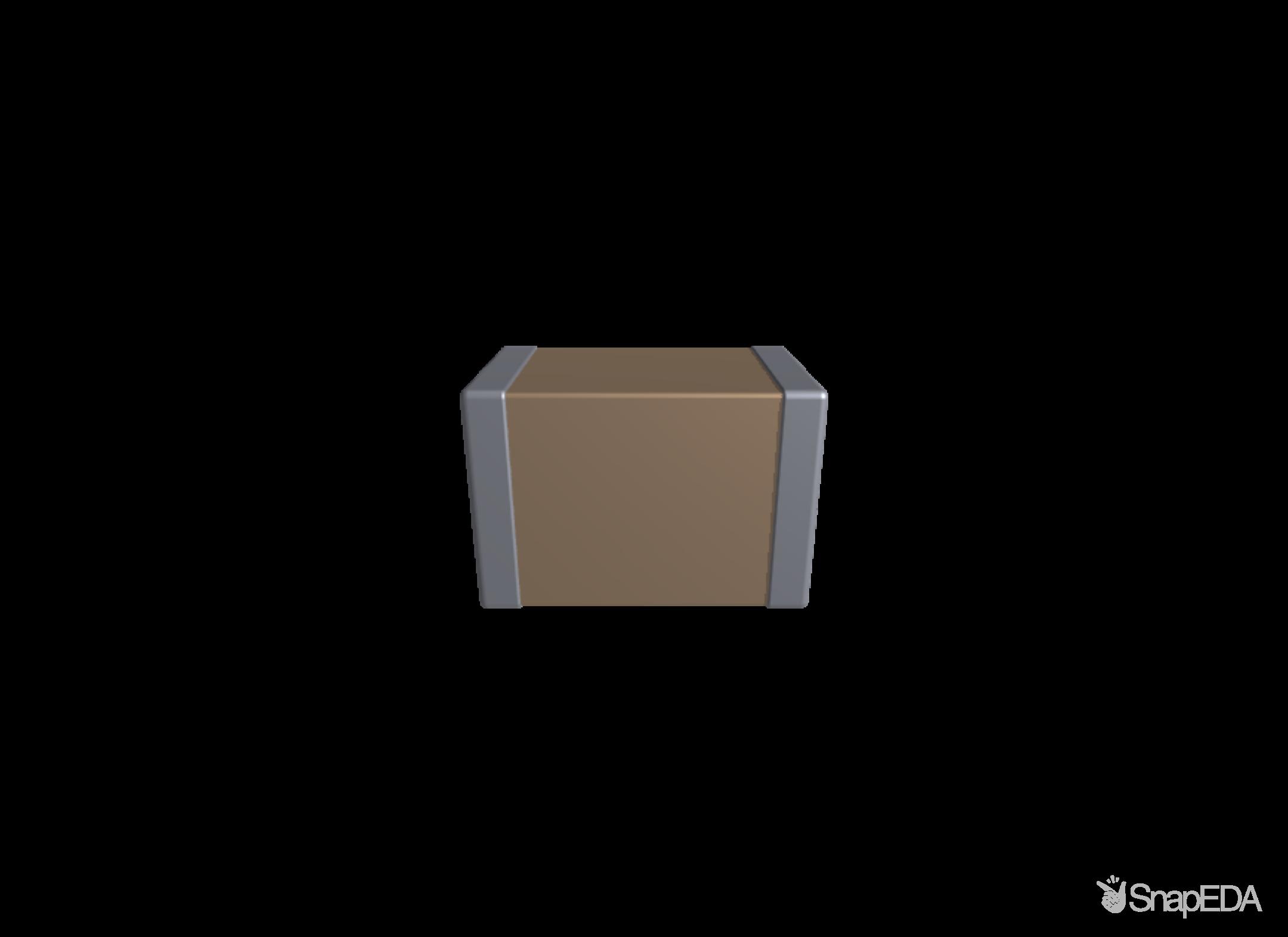 C0805F103K5RACTU 3D Model