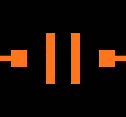 C1206C105M5RACTU Symbol