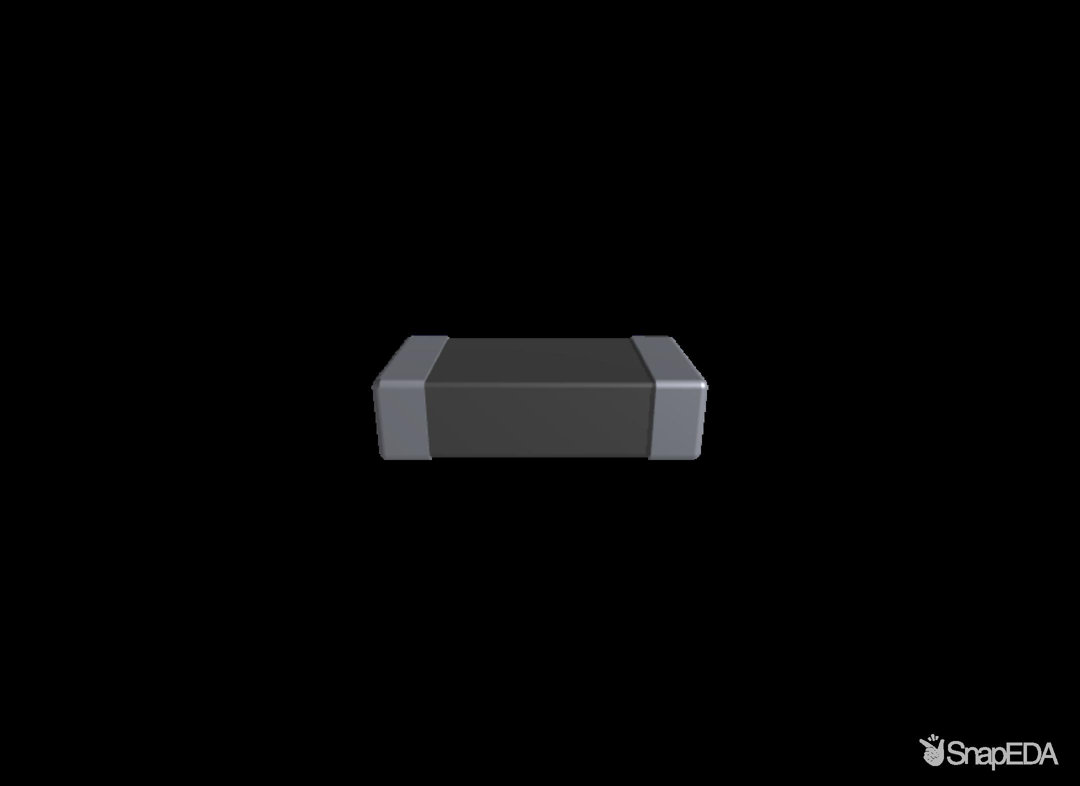 C1206C106K4PACTU 3D Model