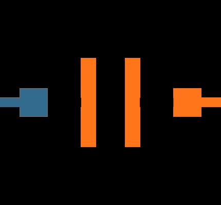 C1210C105K3RAC Symbol