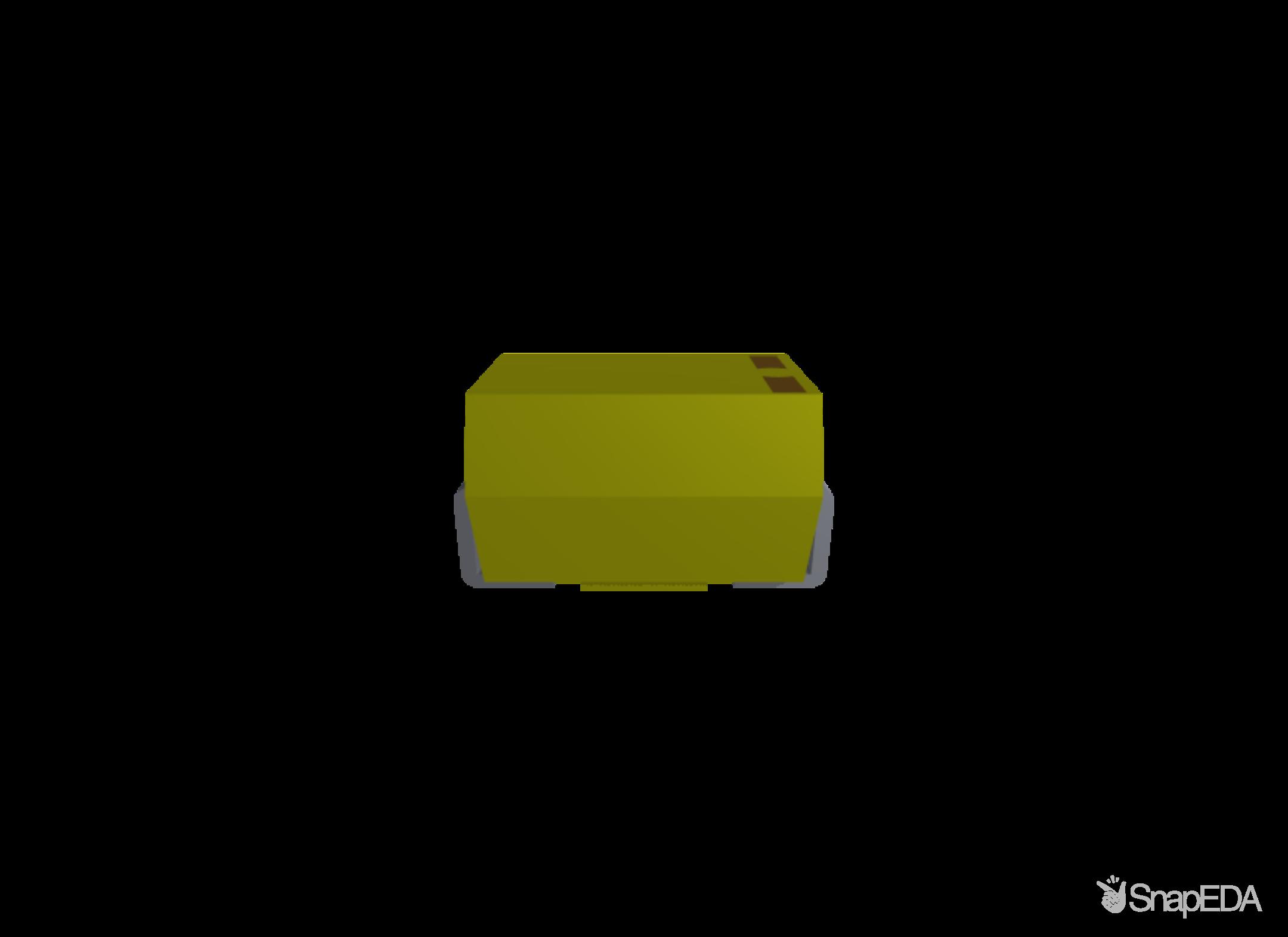 T491A105K020AT 3D Model