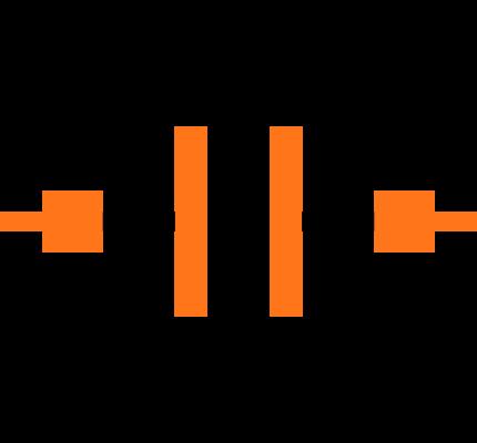 T491A105M016AT Symbol