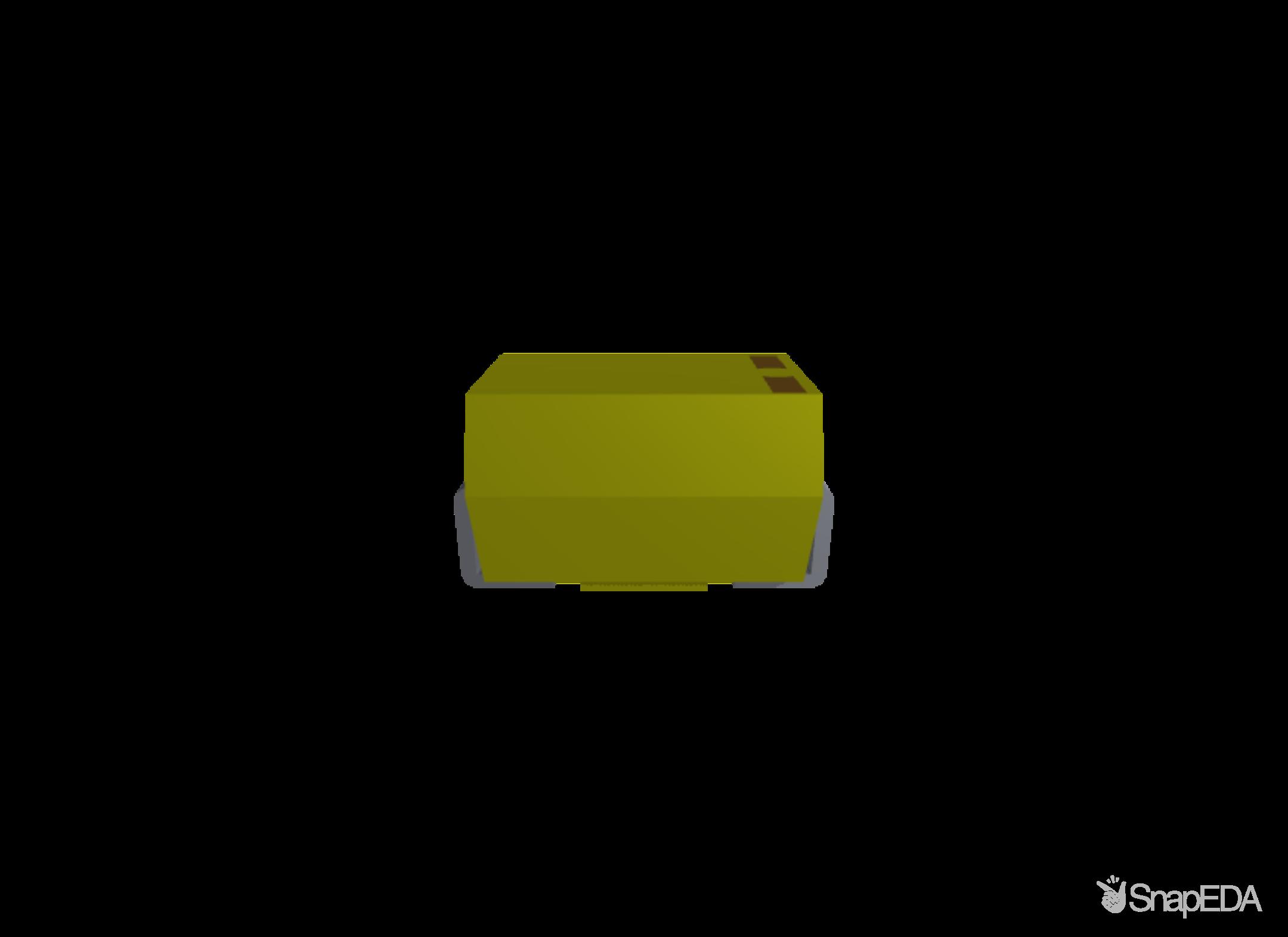 T491A106M010AT 3D Model
