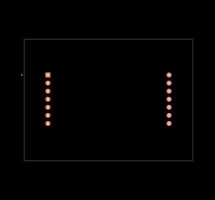PDA54-11GWA Footprint