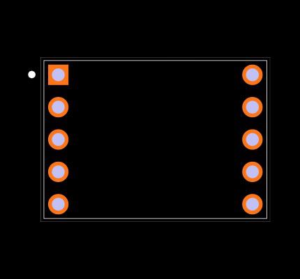 SA52-11SRWA Footprint