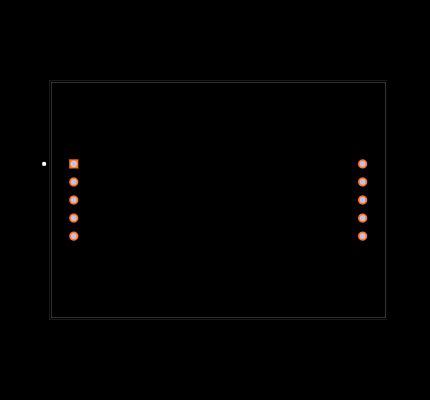 SBA23-11EGWA Footprint