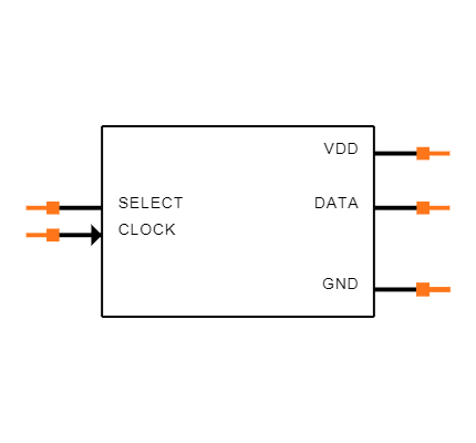 SPH0641LM4H-1 Symbol