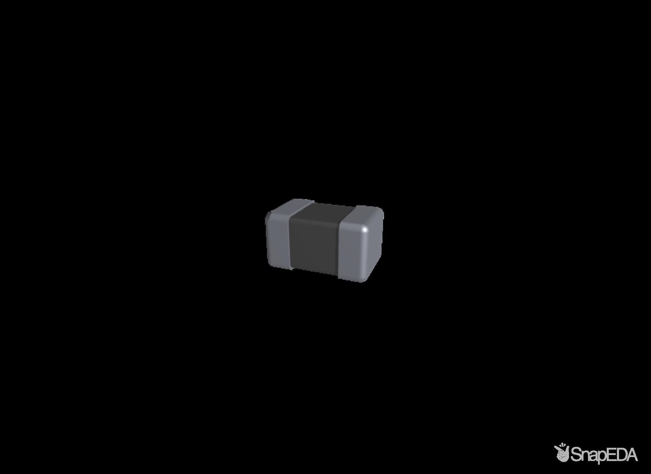 HI0805R800R-10 3D Model