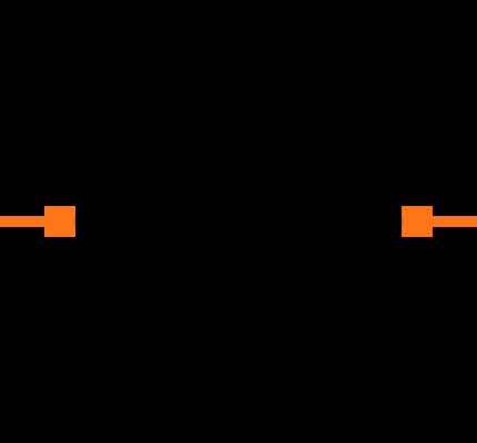 HZ0805D102R-10 Symbol