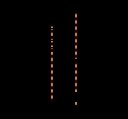 ICE40HX4K-TQ144 Symbol