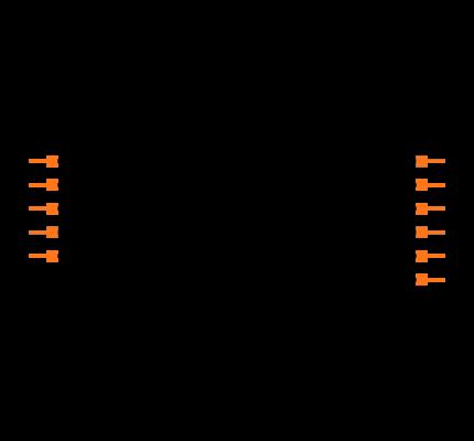 LTC2854CDD#TRPBF Symbol