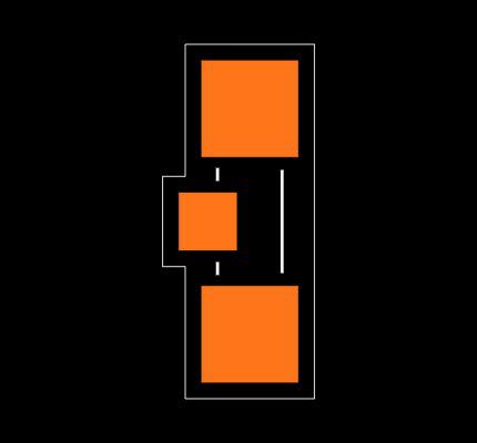 LTST-S326KGJSKT Footprint