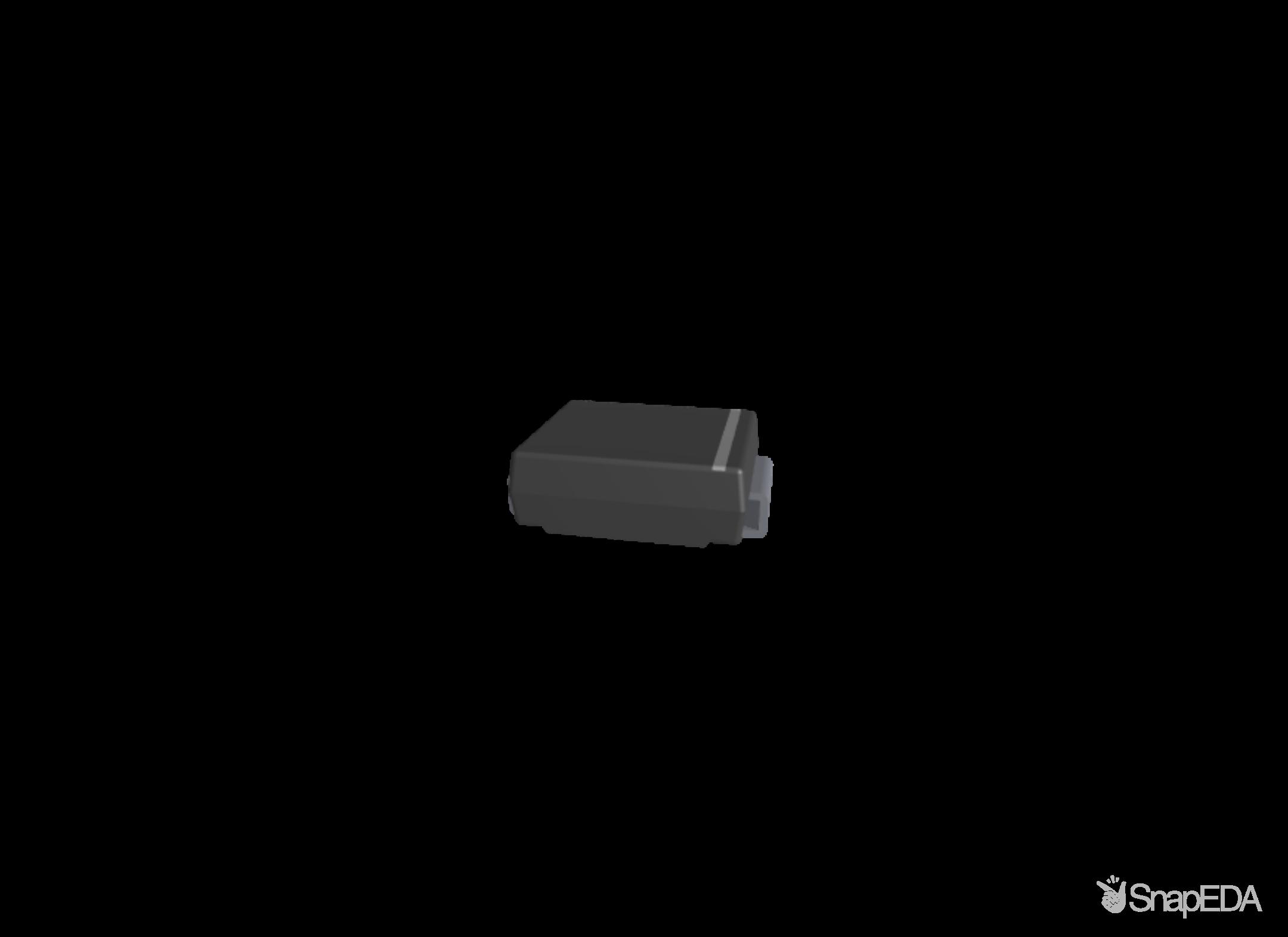 1.5SMC6.8A 3D Model