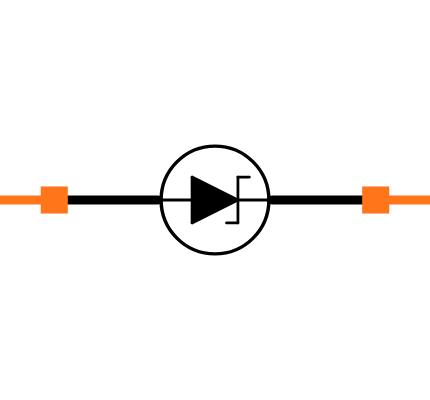 5.0SMDJ15A Symbol