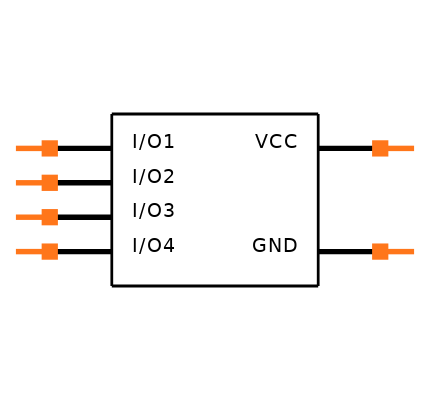 SP3002-04JTG Symbol