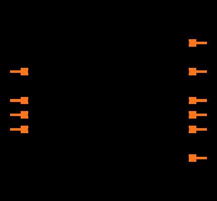 IS31FL3193-DLS2-TR Symbol