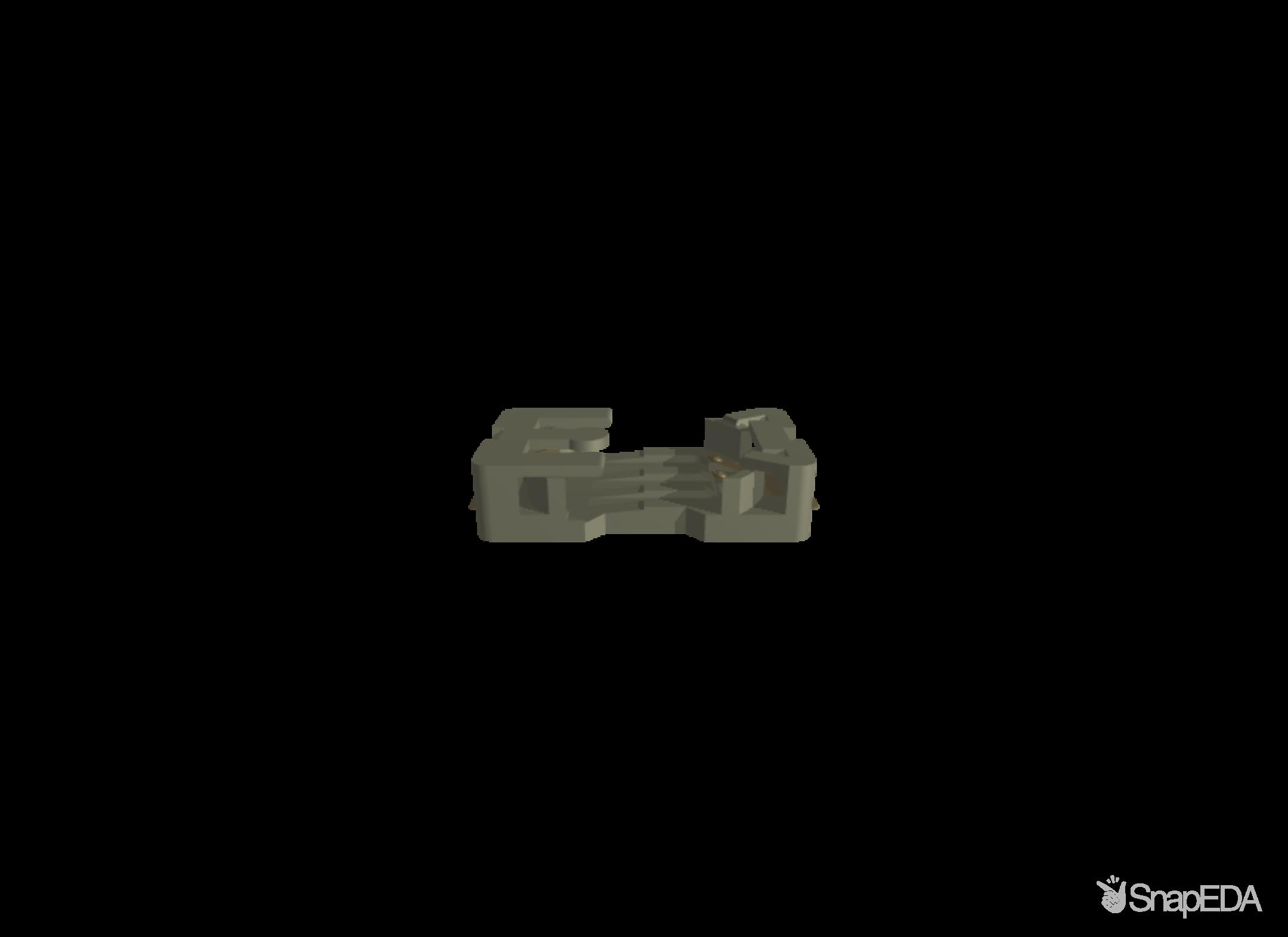 BA2032SM 3D Model