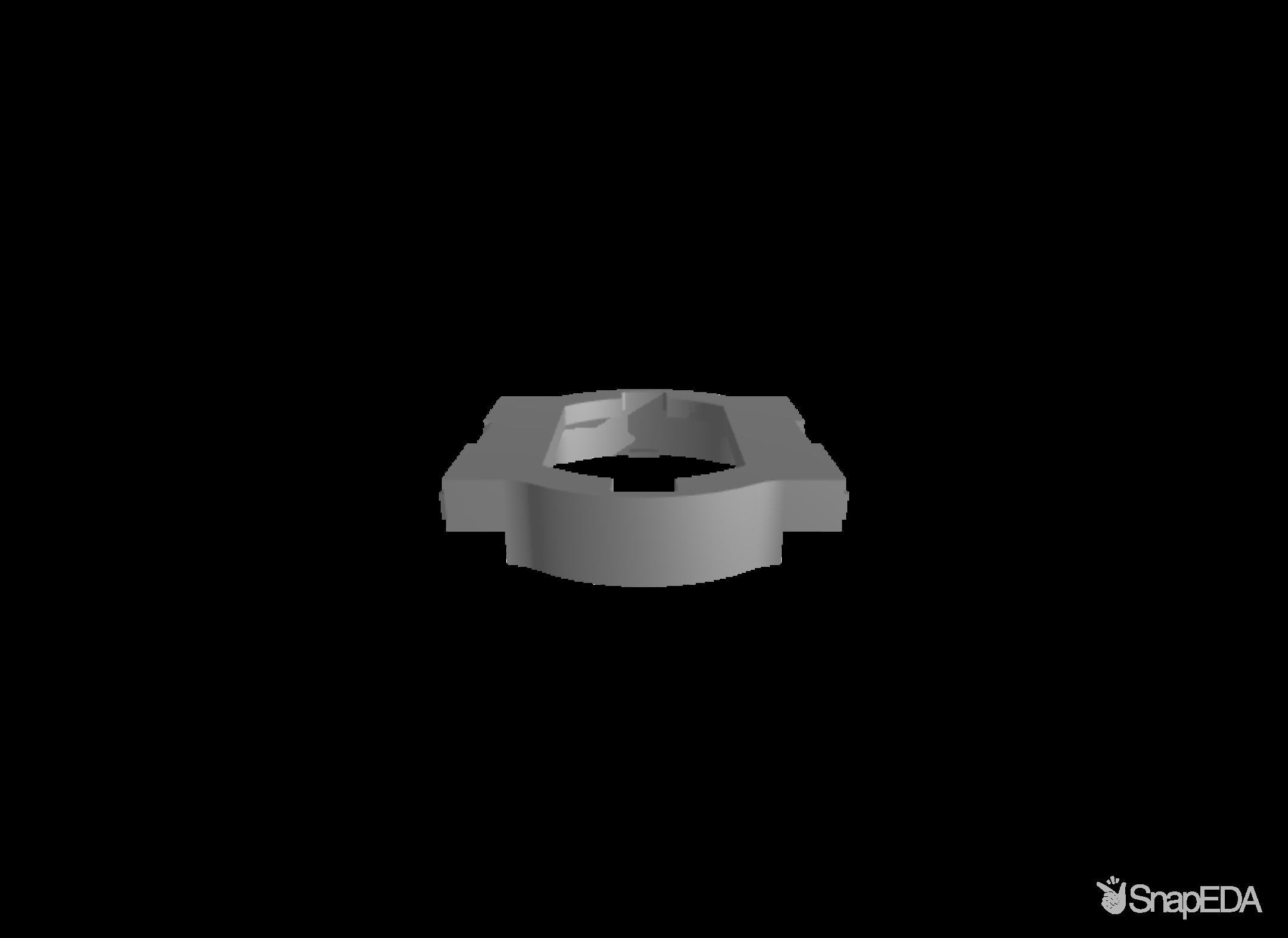 BHSD-1225-COVER 3D Model
