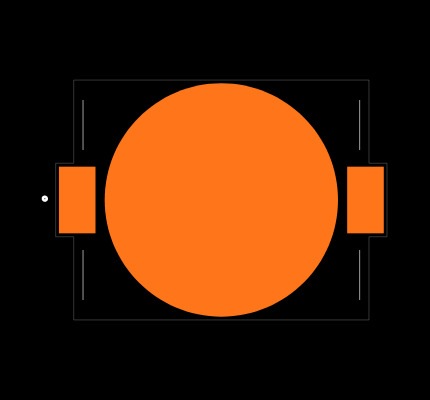 BK-912-TR Footprint