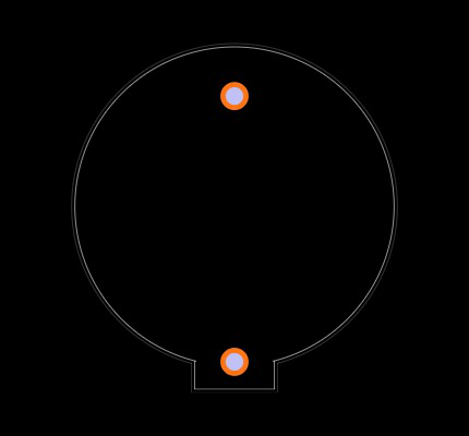 BH32T-C-G Footprint