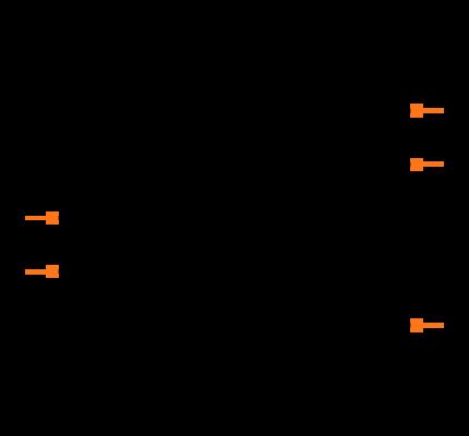 DS1088LU-100+ Symbol