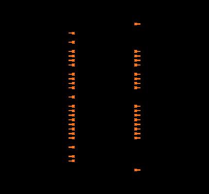 DS80C310-MCG+ Symbol