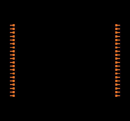 ICM7212AMIPL+ Symbol