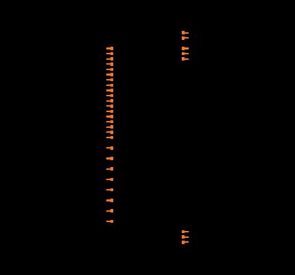 MAX11043ATL+ Symbol