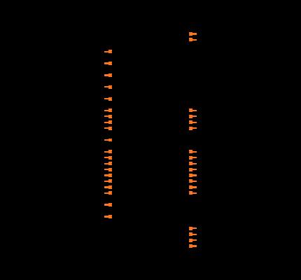MAX11046ETN+ Symbol