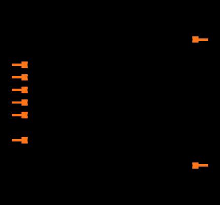 MAX11613EUA+T Symbol