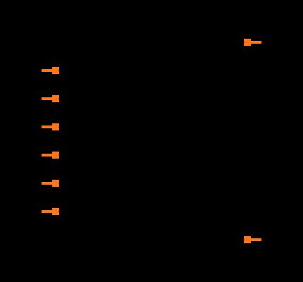 MAX14759ETA+T Symbol