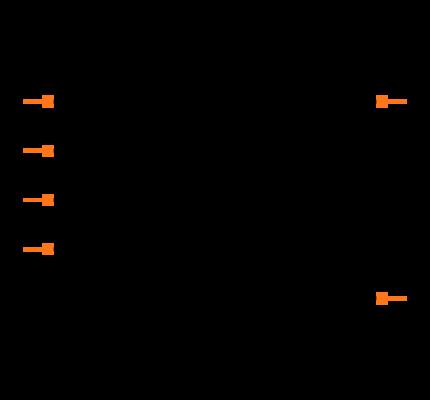 MAX17222ELT+T Symbol