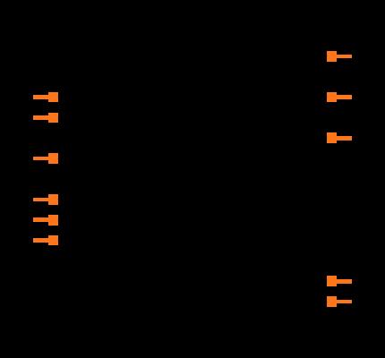 MAX17260SETD+ Symbol