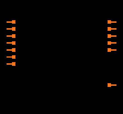 MAX17526AATP+ Symbol