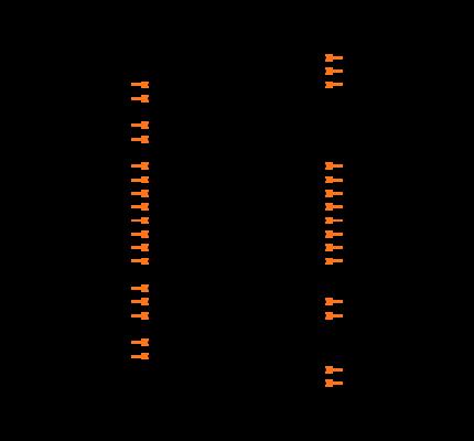 MAX22190ATJ+ Symbol