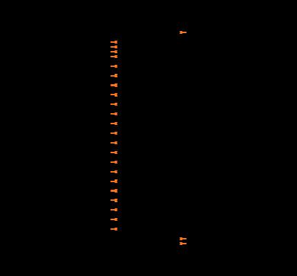 MAX274BEWI+ Symbol