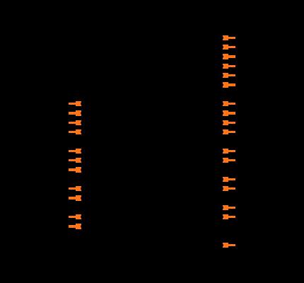 MAX2771ETI+T Symbol