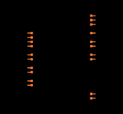 MAX30003CTI+ Symbol