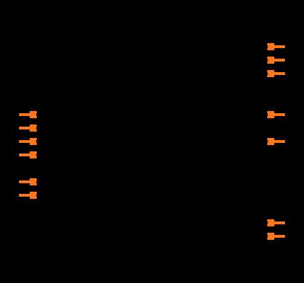 MAX31856MUD+ Symbol