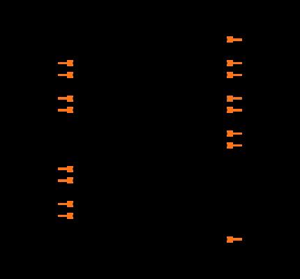 MAX3232CPE+ Symbol