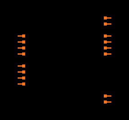 MAX3232CUE+T Symbol