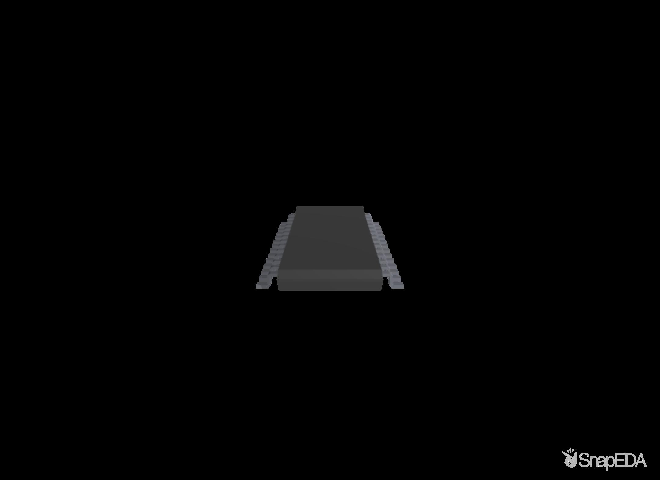 MAX336EUI 3D Model