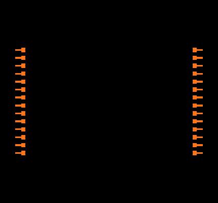 MAX336EUI Symbol