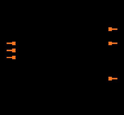 MAX44260AXT+T Symbol