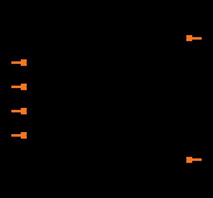 MAX4729EXT+T Symbol