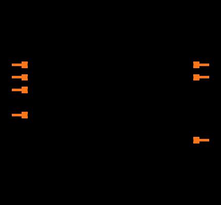 MAX4995AAVB+T Symbol