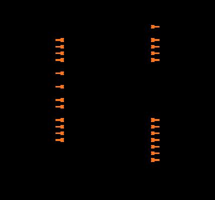 MAX526DCNG+ Symbol